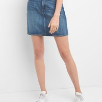 TENCEL™ mini pencil skirt | Gap