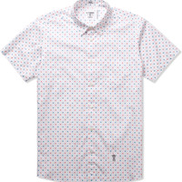 "White ""Tailor"" OG Dot Shirts"