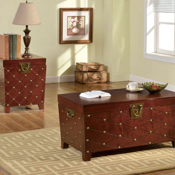 CM4108C Coffee Table  Humboldt Collection