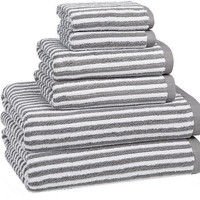 kassadesign brights bath towels | tile-grey