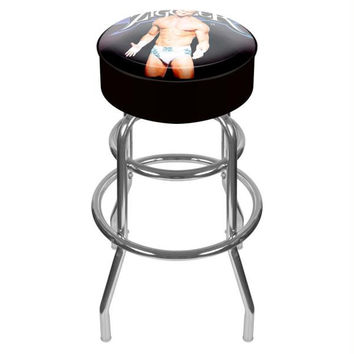 WWE Dolph Ziggler Padded Bar Stool