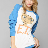 Junk Food E.T. Raglan Pullover Sweatshirt  - Urban Outfitters