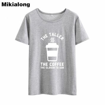 The Coffee Graphic Tees