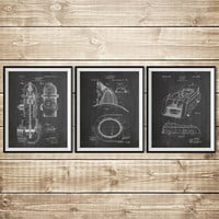 Firefighter Decor, Patent Print Group, Firefighter Wall Art, Firefighter Art Gift, Fireman Art Gift, Fireman Printable, INSTANT DOWNLOAD
