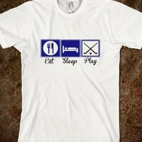 EAT, SLEEP, PLAY - FIELD HOCKEY