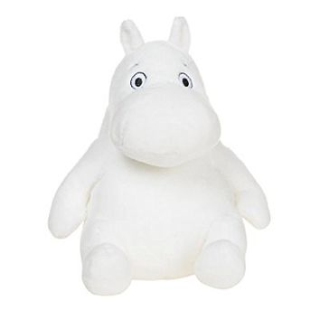 "8"" Moomin Sitting Soft Toy"