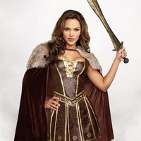 """Victorious Beauty"" Costume"