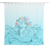 Disney The Little Mermaid Ariel Shower Curtain