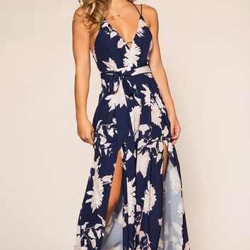 Sinclair Jumpsuit - Navy