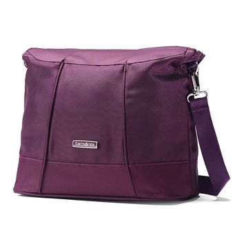 Samsonite Luggage, Sphere Drive Boarding Bag (Purple)