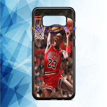 Air Jordan Basketball Samsung Galaxy Note 8 Case Planetscase.com