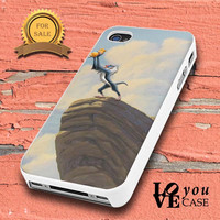 lion king panda for iphone, ipod, samsung galaxy, HTC and Nexus PHONE CASE