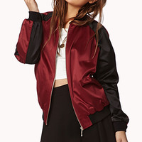 Forever Cool Bomber Jacket