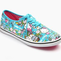 VANS x Hello Kitty Adult Women's Authentic Lo Pro: Blue