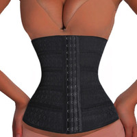 Genie Hourglass Waist Belt Cincher Trainer Body Tummy Control Corset Shaper