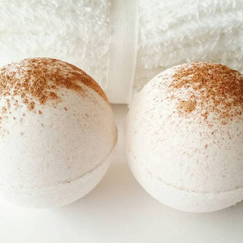 Cashmere Glow Glitter Bath Bomb, Copper Bath Bomb, Aromatherapy, Gifts for Her, Home Spa Treatment, Bath Fizzies, Bath Time, Fall Scented