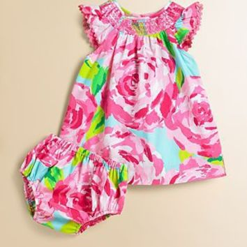Lilly Pulitzer Kids - Infant's Bluey Dress & Bloomer Set - Saks.com