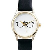 ASOS Specs Watch - Black