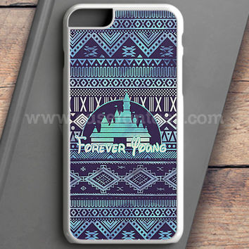 Forever Young Disney Aztec Pattern iPhone 6S Plus Case | casefantasy
