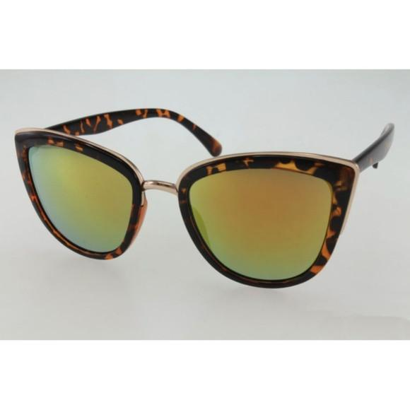 f9f770a9c Oversized Cat Eye Mirrored Sunglasses - from Dempsey & Gazelle