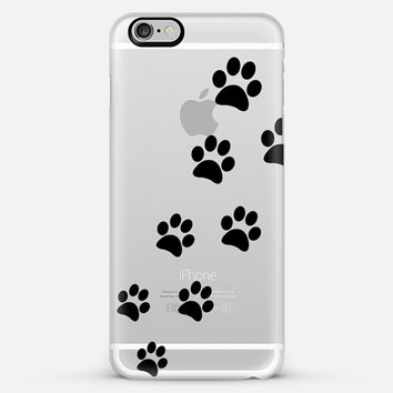 Cats Paws - Transparent iPhone 6 Plus case by Nicklas Gustafsson | Casetify