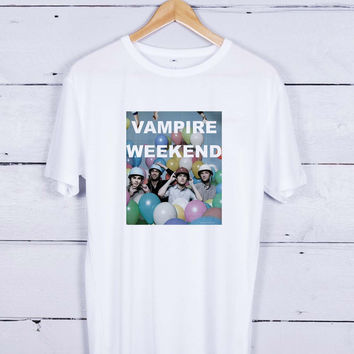 vampire weekend cover Tshirt T-shirt Tees Tee Men Women Unisex Adults