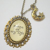 Game of Thrones: Khaleesi's Moon Of My Life necklace