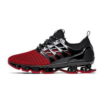 Men Women Running Shoes Outdoor Breathable Jogging Sport blade