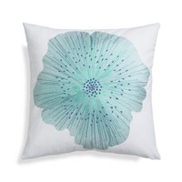 "Bloom Cool 20"" Pillow with Feather Insert"