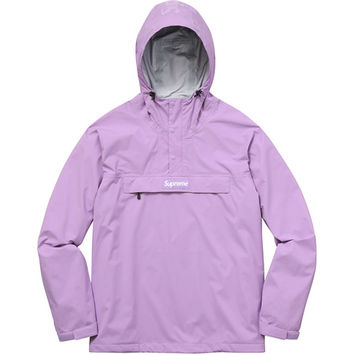 Supreme: Taped Seam Anorak - Lavender