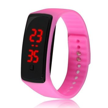 Touch LED Bracelet Digital - Sports Watches For Men Ladies