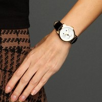 Sale-black Cool Cat Watch