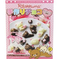 Rilakkuma Chocolate Deco Kit