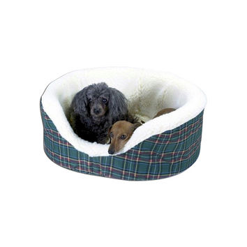 Snoozer Pet Dog Cat Puppy Soft Elastic Comfortable Couch Bed Covered With Foam Extra Large Paisley