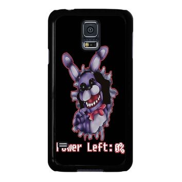 Five Nights At Freddy S 4 - Markiplier Edition Samsung Galaxy S5 Case