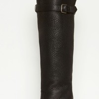 Kathryn Amberleigh Knee Boots In Black
