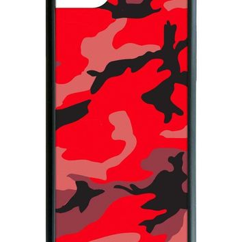 Red Camo iPhone 6/7/8 Case
