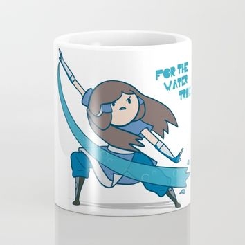 For the Water Tribe ! Mug by BravestWarrior