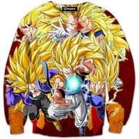Ultimate Saiyans Crewneck