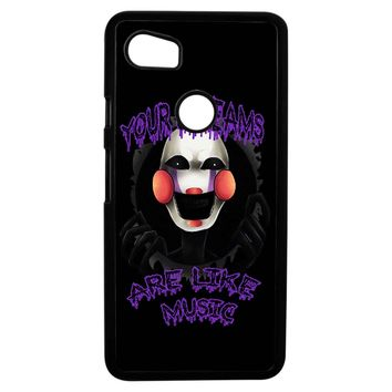 Five Nights At Freddy S The Marionette Google Pixel 2XL Case