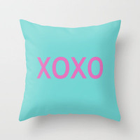 SWEETHEART CANDIES 4 Throw Pillow by ShiningStar  | Society6