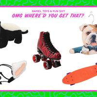Games, Toys + Fun Sh!t - Urban Outfitters
