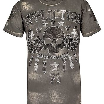Affliction American Customs Above T-Shirt