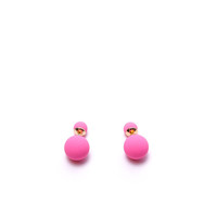 Little Big Treats Earrings - Pink