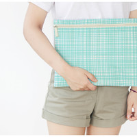 Mint Large Multi Pouch