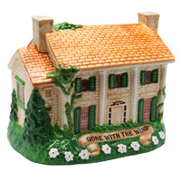 Gone With The Wind - Mansion Cookie Jar