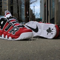 KUYOU Nike Air More Uptempo Mens