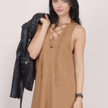 Hold Tight Shift Dress $38