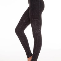 Low Rise Stirrup Legging