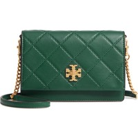 Tory Burch Mini Georgia Quilted Leather Shoulder Bag | Nordstrom